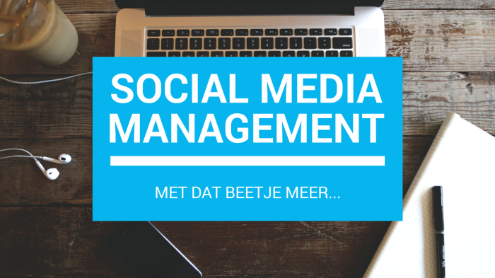 Bictime social media management